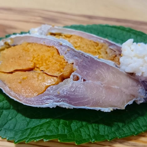 鮒寿司(ふなずし)滋賀県名産